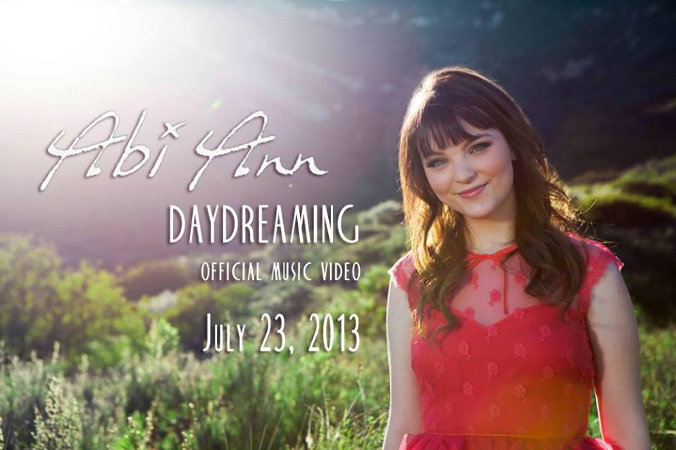 Country singer Abi Ann