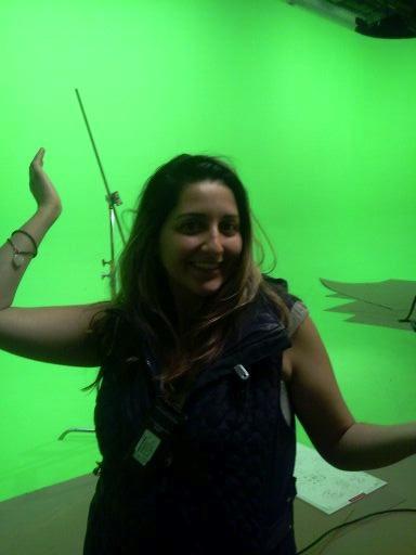 Production Coordinator, Karla Lopez