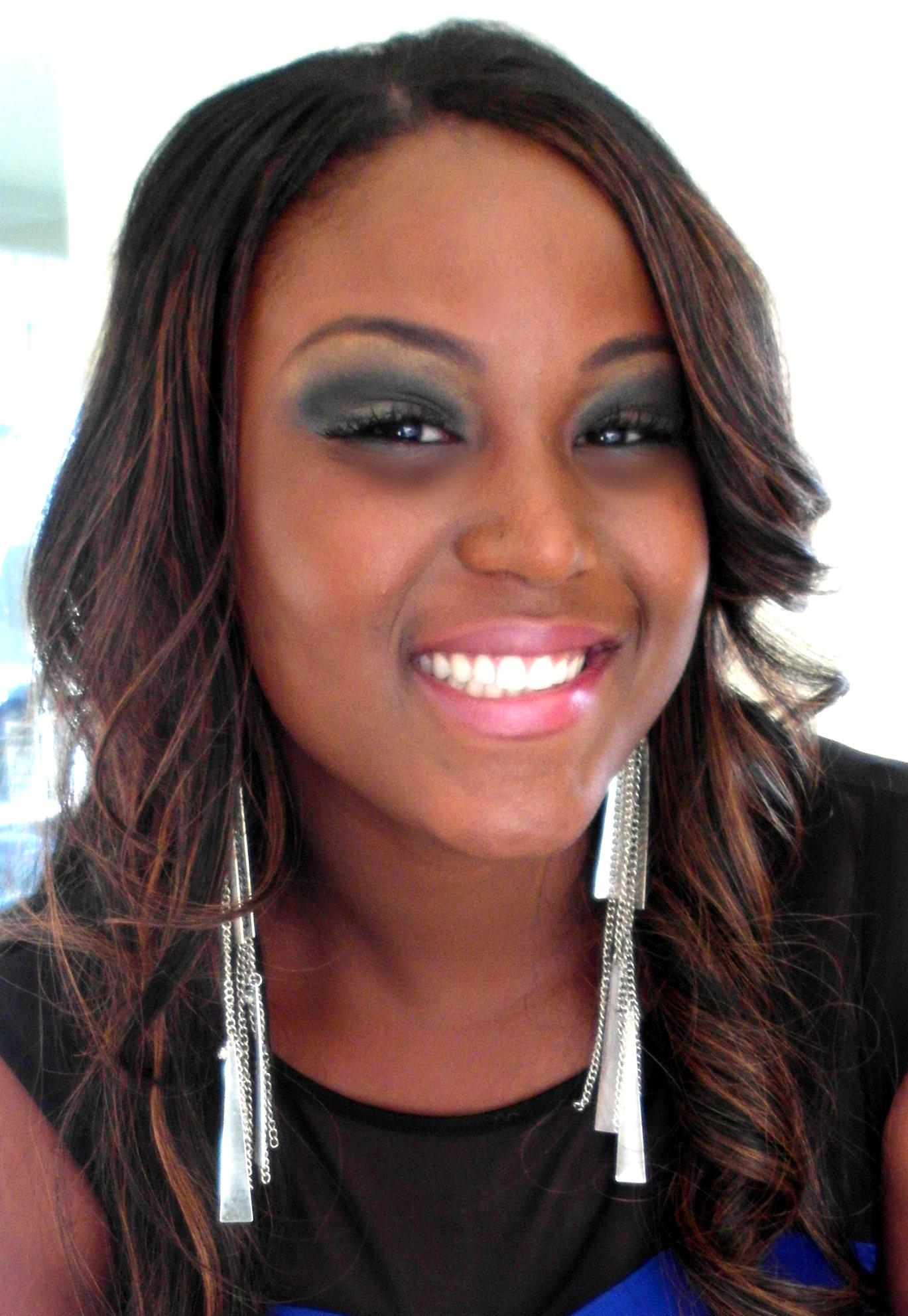 R&B/Soul singer Mercedes York