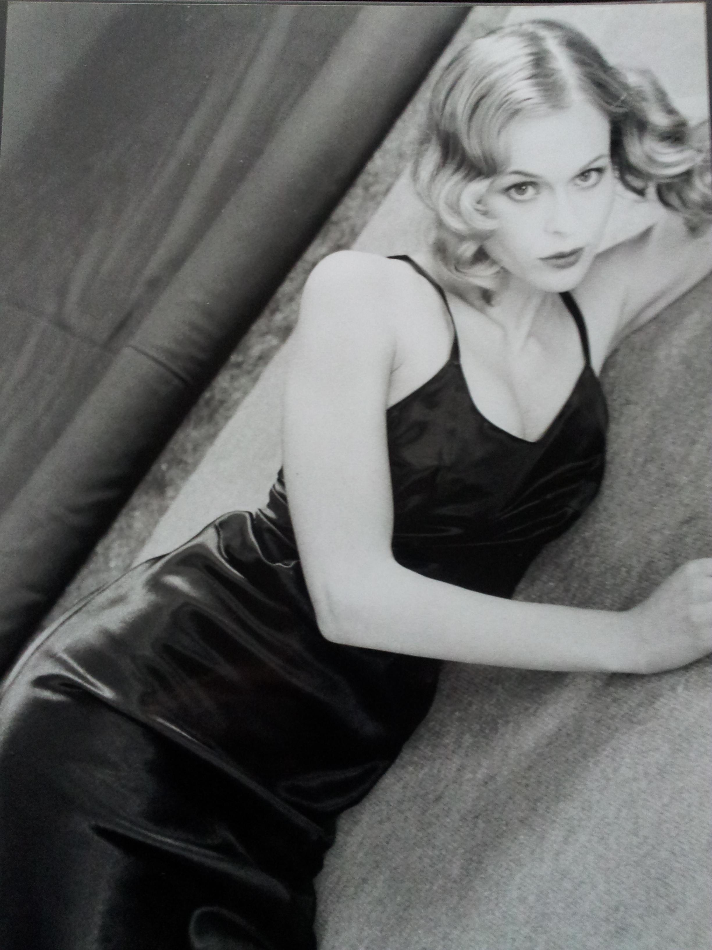 Actress Thelma Gudmunds