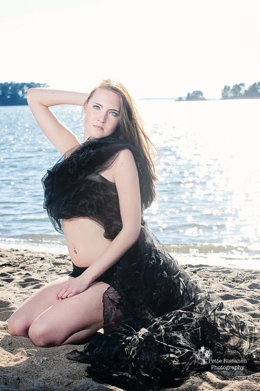Finland's own! - Dancer, Monica Nordlin