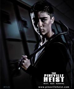 Presley Massara in The Pineville Heist
