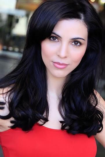 Striking beauty Melissa Ricci