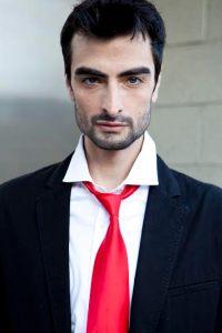 Actor Alejandro Arzciat