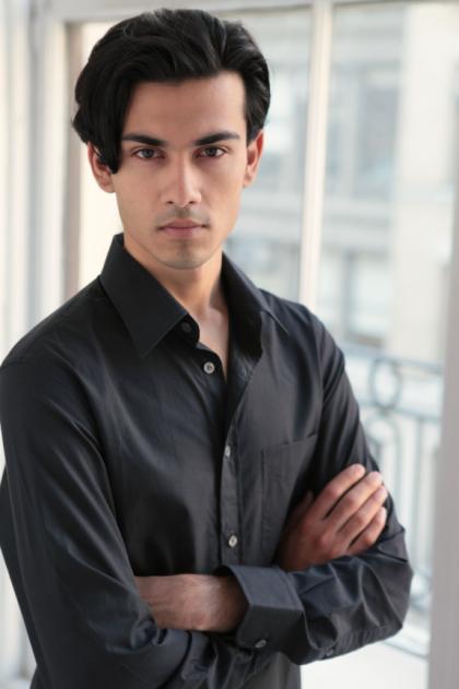Actor and performer Aditya Lohia