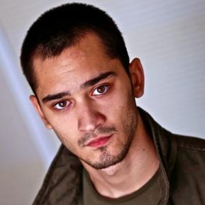 Actor Pavle Kujundzic
