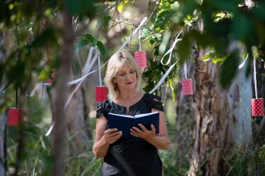 Glenys Searle- Marriage Celebrant and Founder of Say I WIll Weddings in Noosa, QLD.